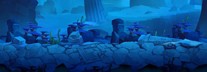 Ciudad submarina Abyssrium