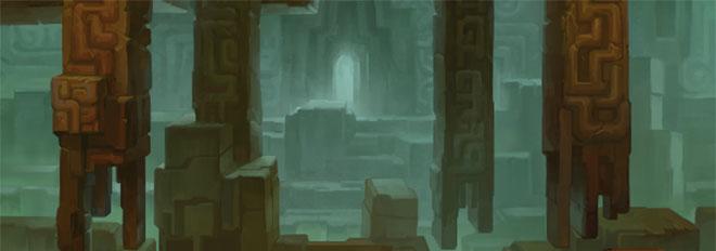 Ruinas de Thor - Interior