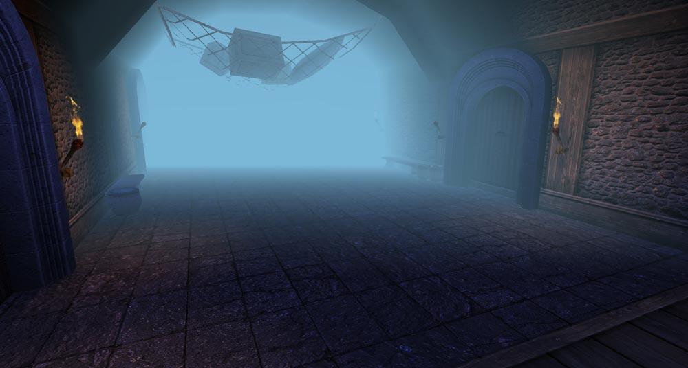 Underground warehouse of doubt