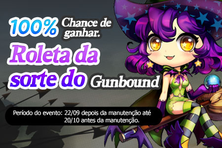 Roulette event